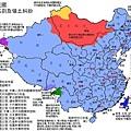 中華民國主張的地圖