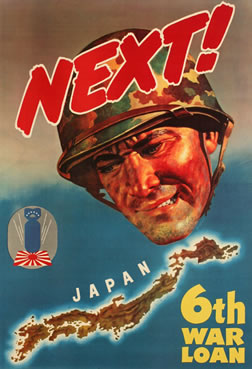 Poster in WW2