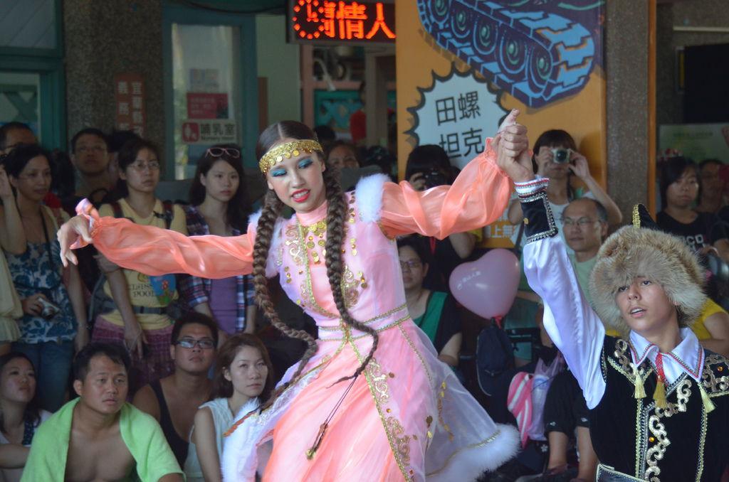 彩色的童玩節~和世界接軌 〔俄羅斯 瓦瑟琳卡青年示範舞團〕