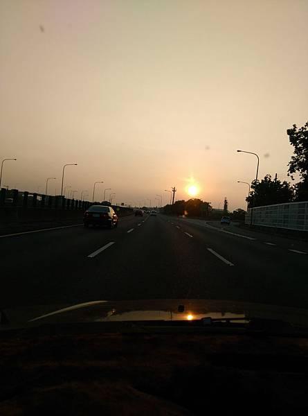 20150717夕陽