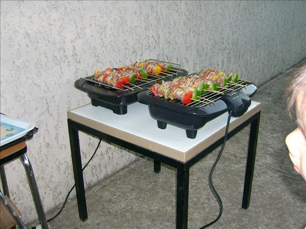 Barbecue chez Claude
