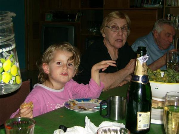 Lea et Mamie