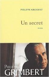 Un secret - le livre