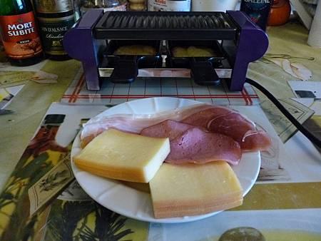 烤乳酪機器