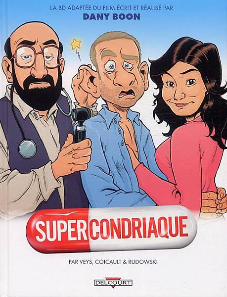 Supercondriaque BD