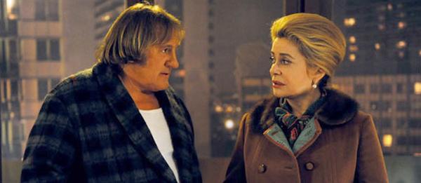 Catherine Deneuve + Depardieu