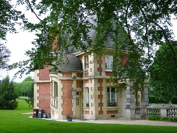 Château de Rentilly門房