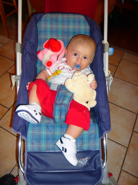 Guillaume - 6 mois
