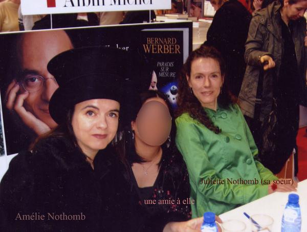 Amélie et Juliette Nothomb