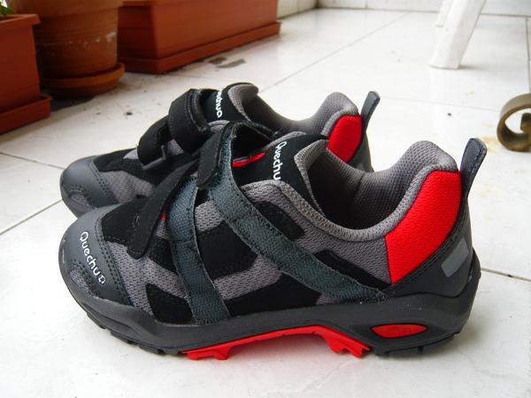 鍋貼的新鞋