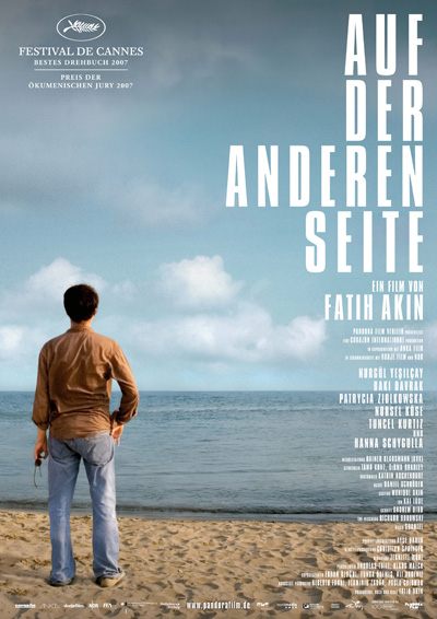 天堂邊緣德國版海報