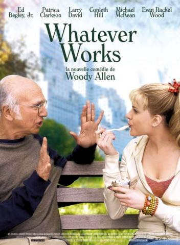 whatever works affiche