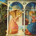 3)Fra Angelico1432The Annunciation, now in the Prado
