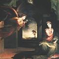 12)annunciation 1549DOMENICO BECCAFUMI