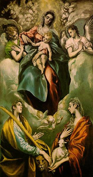 2) Mystic Nativity.1501