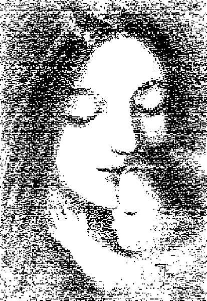 1)Magnificat Madonna1483Botticelli