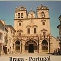 Braga 最古老的美麗聖堂