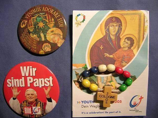 德國 Koln 2005 WYD 製作