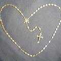 在露德買的 顯靈聖牌念珠