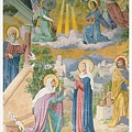 歡喜二端:聖母往見聖婦依撒伯爾