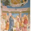 歡喜四端:聖母獻耶穌於主堂