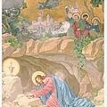 痛苦一端:耶穌山園祈禱
