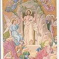 榮福一端:耶穌復活