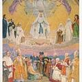 榮福五端:天主光榮聖母