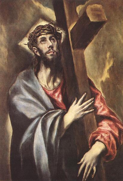 CRISTO LLEVANDO LA CRUZ. El Greco.jpg