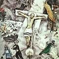 馬克,夏卡爾1938 白色十字架.jpg