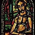 Flagellation (vitrail) de Georges Rouault.jpg