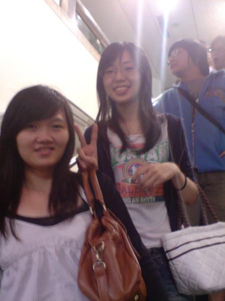 到達台北火車站