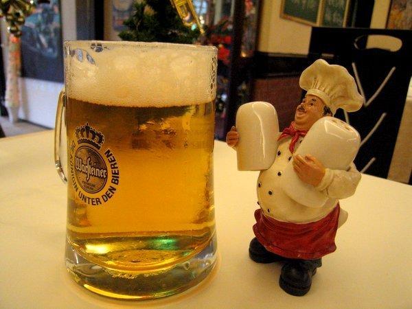 德國甜啤酒是加了雪碧