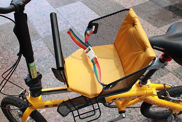 小摺親子車-座位