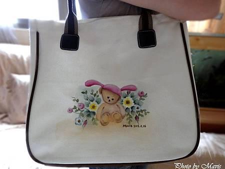 我的彩繪包
