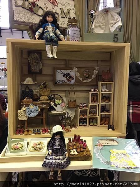 霍夫曼的玩具箱娃展