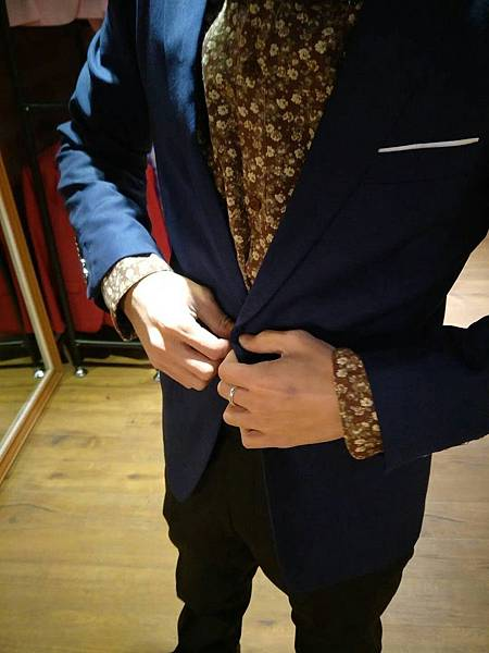 台北西服訂製