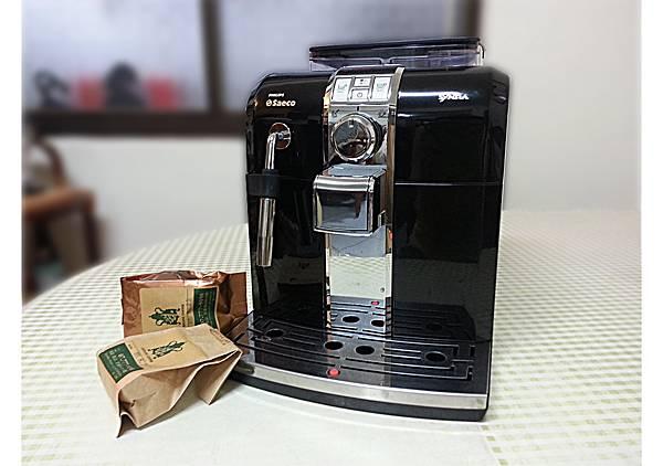 飛利浦咖啡機一P09