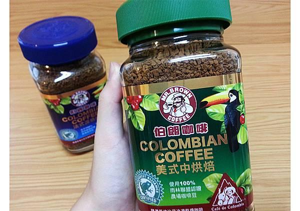 伯朗冷凍乾燥咖啡P06