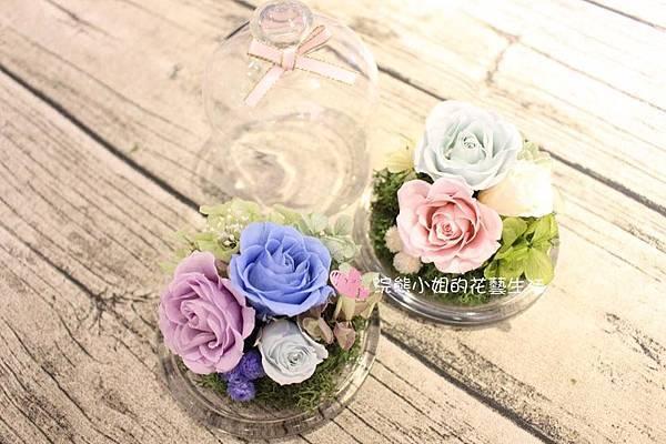 10玻璃花盅