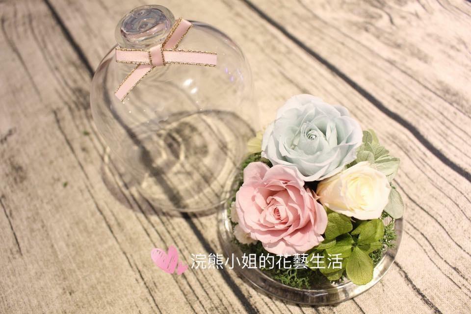 9玻璃花盅