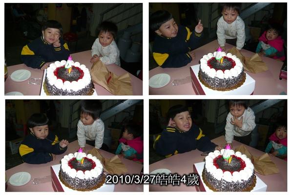 2010/3/27皓皓生日