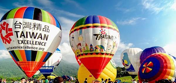 3.台東熱氣球2015