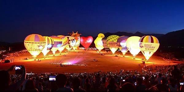 2.台東熱氣球2015