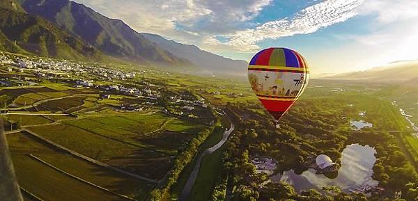 0.台灣鹿野高台熱氣球2015