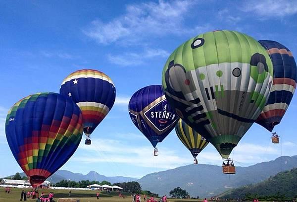 6. 2015 台東 熱氣球
