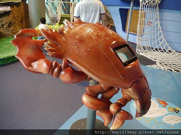 3 基隆 海洋科技博物館 兒童館 溜小孩.JPG