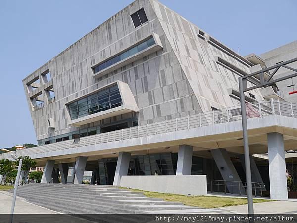 1 海洋科技博物館 基隆 區域探索館.JPG
