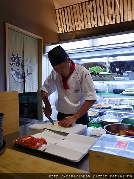 17鮪魚專賣店 信義區 lamigo 美食 餐廳.JPG