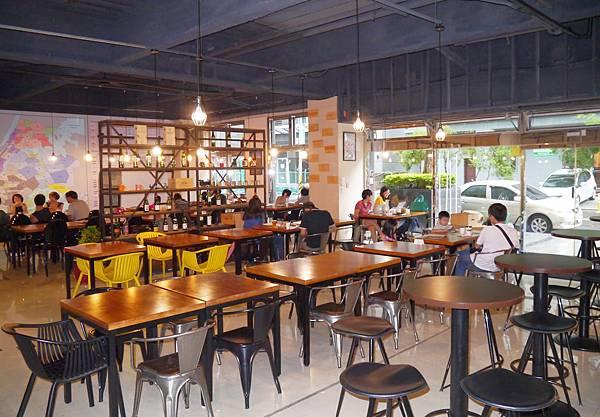 1-1內湖 美式餐廳 咖啡廳 mastro.JPG